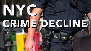 Franklin Zimring: The Decline in Crime New York City