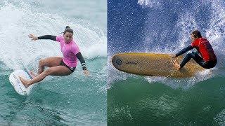 Surfing Longboard Vs. Shortboard
