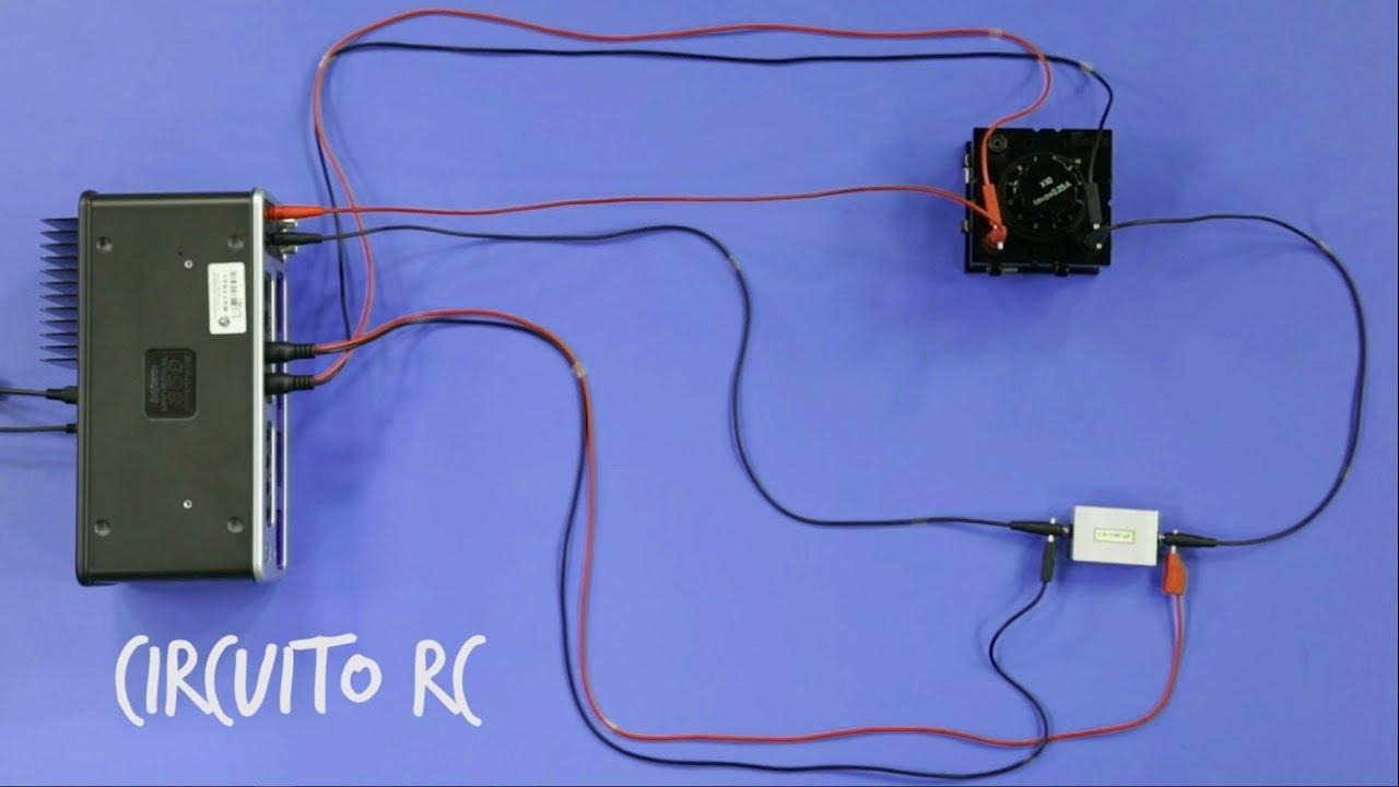 Circuito Rc : Circuito rc pucp youtube