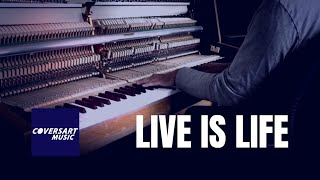 CoversArt - Opus Dei | Live Is Life (Laibach / Opus cover) new