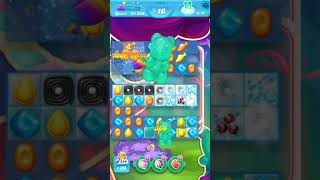Candy crush soda saga level 1256(NO BOOSTER)