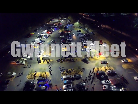 EPIC CAR MEET! (Gwinnett Meet 3/2/17- Norcross, GA)