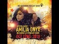 Amilia Onyx Interview LIVE STREAM: Rising Adult Film Actress, The Industry, and More!