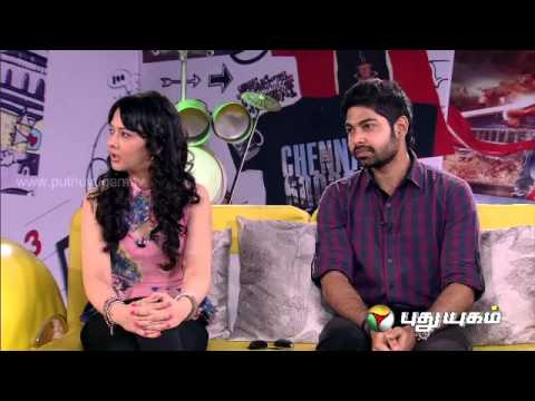 Kelvi Paathi Kindal Paathi - With Actor Vivek & Actress Megha Varman