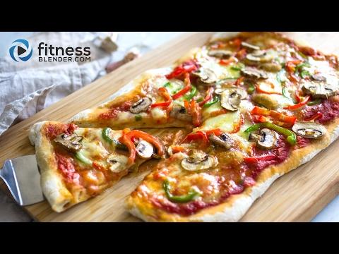 Easy Homemade Mushroom Mozzarella Pizza