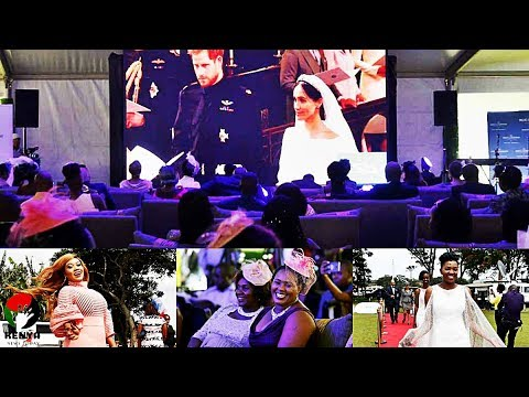 Kenyans WHO paid Sh1 million for a ROYAL wedding package at Golf Hotel and Country Club in Nairobi