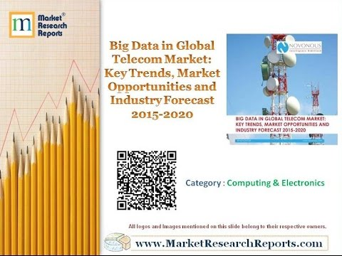 Big Data in Global Telecom Market: Market Opportunities and Industry Forecast 2015-2020