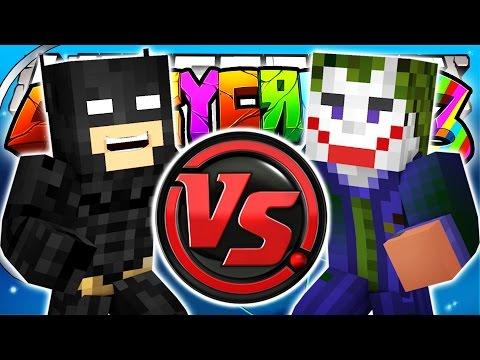 Minecraft Crazy Craft 3.0: Batman vs The Joker! (Superheros Mod)! #108