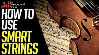 GarageBand Tutorial For Beginners: The Strings