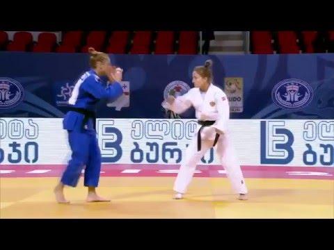 Judo: Sportivi romani la Grand Prix Tbilisi 2016