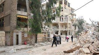 عمال إغاثة: 145 قتيلا خلال يومين من القصف بشرق حلب