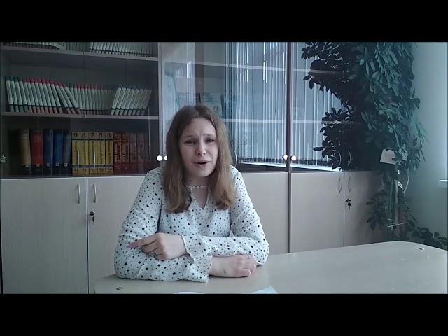 Изображение предпросмотра прочтения – ДианаБесчетникова читает произведение «Матрёнин двор» А.И.Солженицына