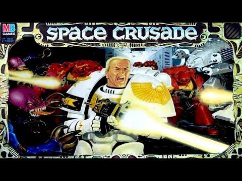 Space Crusade Advert