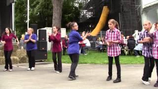 """Troupe Fusion Danse - """"Dans nos vielles maisons"""", Festival de la galette et des saveurs du terroir"""
