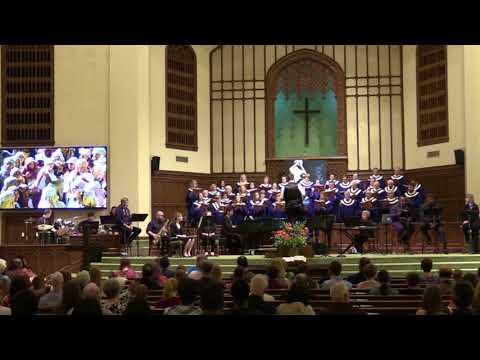 """The Risen Christ"" Musical - Cliff Temple Baptist Church"