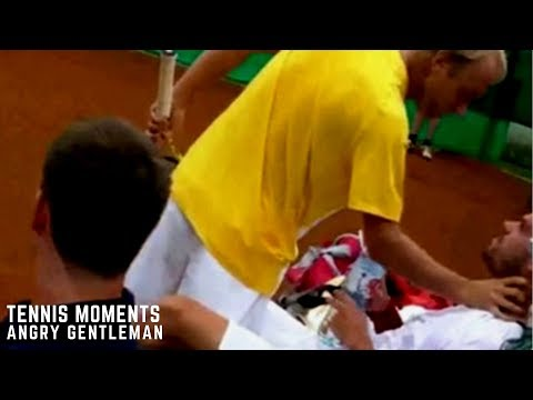 Tennis TOP5. Best Tennis Fights of All Time
