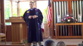 Rev. Dr. Danny Roman, March 24 Sermon