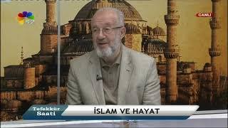 18/10/2018 TEFEKKÜR SAATİ - Prof.Dr.RAHMİ YARAN