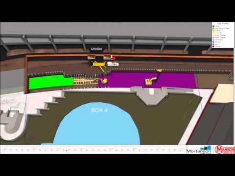 Mortenson Seawall Project - Logistics Simulation
