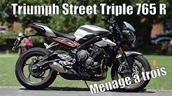 2017 Triumph Street Triple R 765 | Review