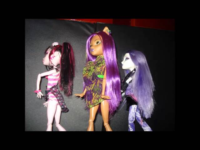 MONSTER HIGH - SHOW DAS PODEROSAS TRAVEL_VIDEO