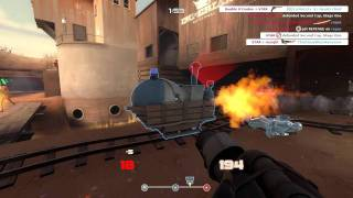Pyro Critswitch: TF2 [Commentary] Homewrecker & The Detonator