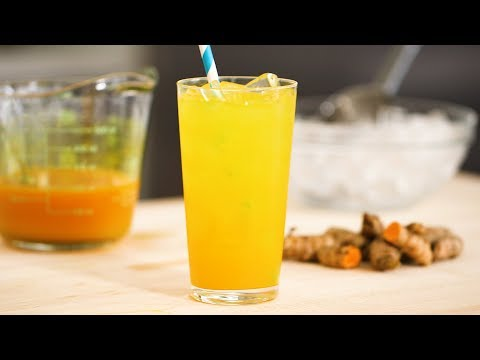Turmeric Tonic with Honey and Lemon-Healthy Appetite with Shira Bocar