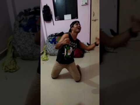Soo sad song...danceing ganesh khattri