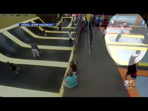 CHP Officer Paralyzed At Fairfield Trampoline Park Proceeds With Lawsuit