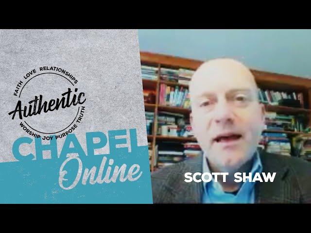 Encouragement | Scott Shaw