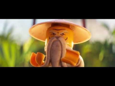 lego ninjago o filme(2017) teaser trailer