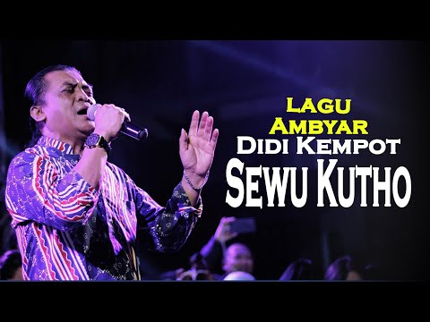 Didi Kempot-Sewu Kutho-Album Terbaru