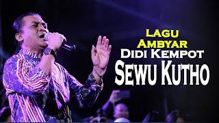 Gambar cover Didi Kempot  | Lagu Ambyar | Sewu Kutho