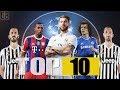 Los 10 Mejores Defensas del Mundo 2017? HD||TOP 10 Best Defenders 2017