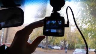 Краткий обзор автомобильного видеорегистратора Mio MiVue 588(Первый обзор новой модели видеорегистратора Mio MiVue 588 С радостью отвечу на все интересующие вас вопросы., 2014-10-05T18:07:14.000Z)