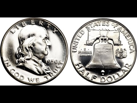 Coin Facts On Franklin Half Dollars - Key Dates, Values And History