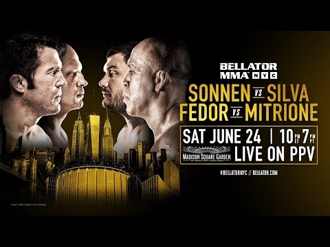 Bellator NYC: Press Conference