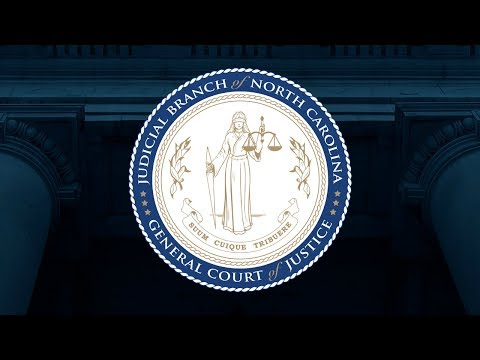 History of N.C. Courts