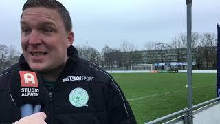 Arjen Linstra na Sporting Leiden- Aarlanderveen
