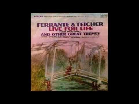 Ferrante & Teicher – Live For Life - 1967 - full vinyl album