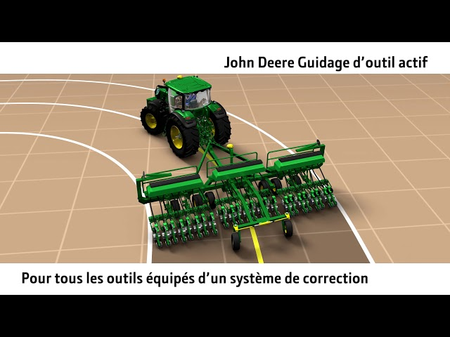 John Deere - Farmsight Guide d'équipement actif
