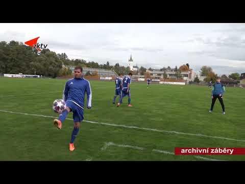 A tým FK Tachov postupuje do vyšší soutěže