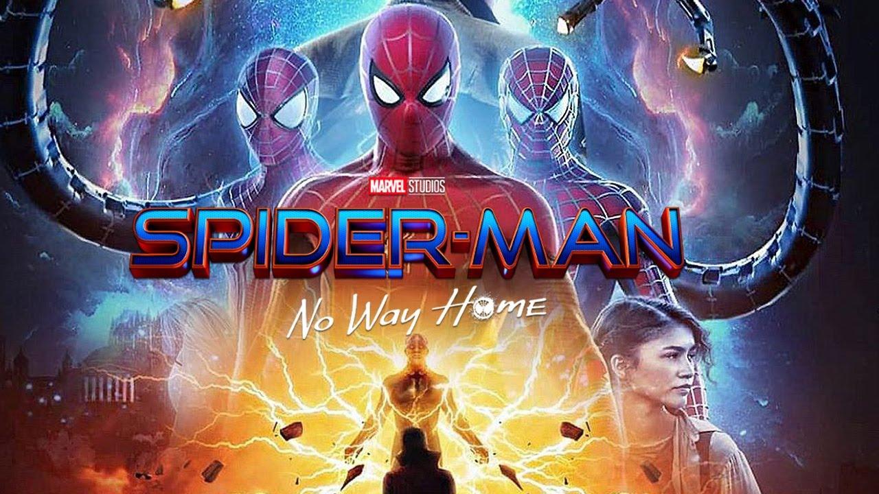 Spider-Man No Way Home 2021 banner HDMoviesFair
