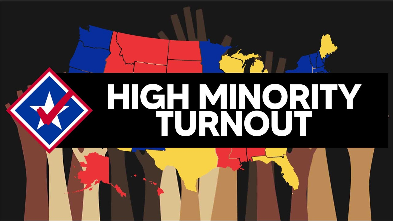 What Increased Minority Turnout Means for the 2020 Election