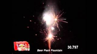 BEER PACK FOUNTAIN - WORLD CLASS