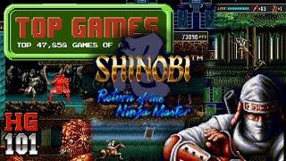 Shinobi III: Return of the Ninja Master - Top 47,858 Games of all time Part 44b