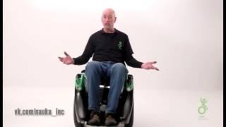 Супер инвалидная коляска на основе Сигвея (Segway)