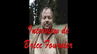 Brice Fournier l'acteur de Kadoc répond a mes questions