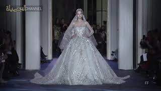 صيحات فساتين زفاف صيف 2019