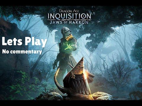Dragon age inquisition Jaws of hakkon (Part 9)